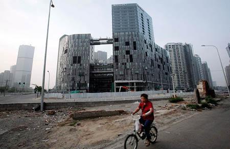BĐS Trung Quốc: 'Voi cưỡi xe đạp' đi đâu?