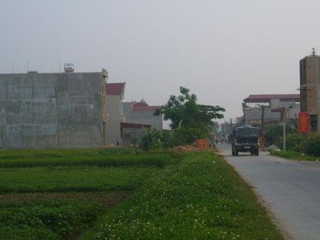 Quảng Xương (Thanh Hoá): Mập mờ trong đền bù đất