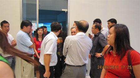 LS Bùi Quang Hưng: Ngay sau hôm nay, chúng tôi sẽ khởi hiện Keangnam