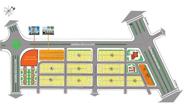 milano4 Tổng quan và quy mô Milano Plaza: Căn hộ hiện đại bậc nhất Cần Thơ