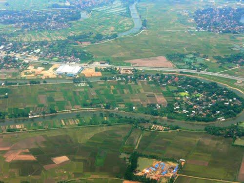 Vĩnh Phúc: Duyệt hoạch 1/500 Khu đô thị mới Tiền Châu