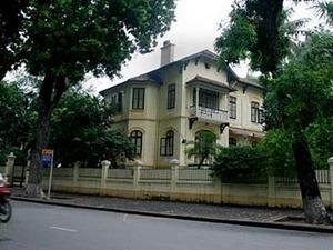 Rà soát việc sử dụng quỹ nhà biệt thự tại Hà Nội