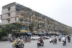 Xây dựng lại chung cư cũ: Minh bạch khi phân chia lợi ích