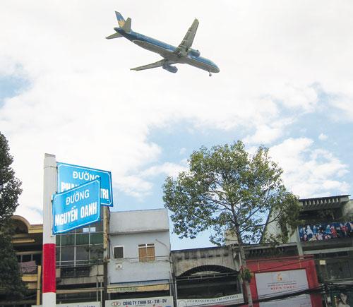 Dự án sân golf trong sân bay Tân Sơn Nhất: Chủ đầu tư hứa sẽ điều chỉnh dự án