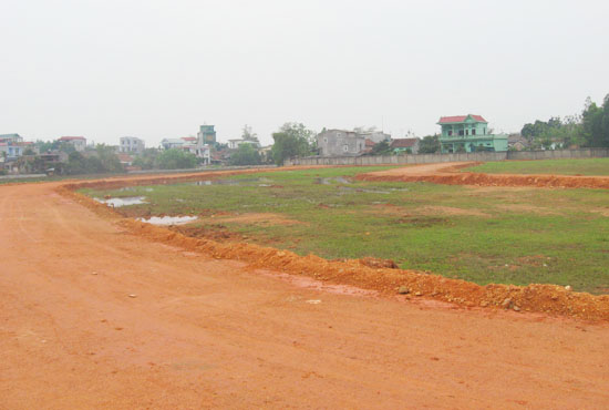 Huyện Mê Linh có số lượng dự án phải GPMB lớn nhất