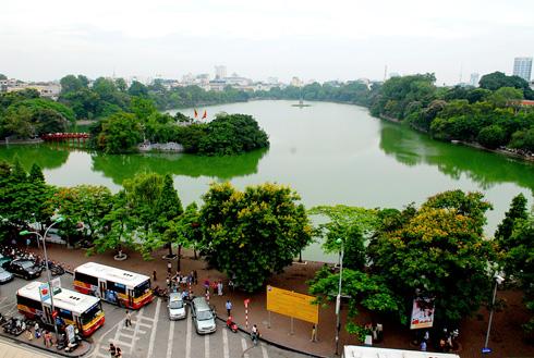 Hà Nội sẽ có 5 đô thị vệ tinh, hầm vượt sông Hồng