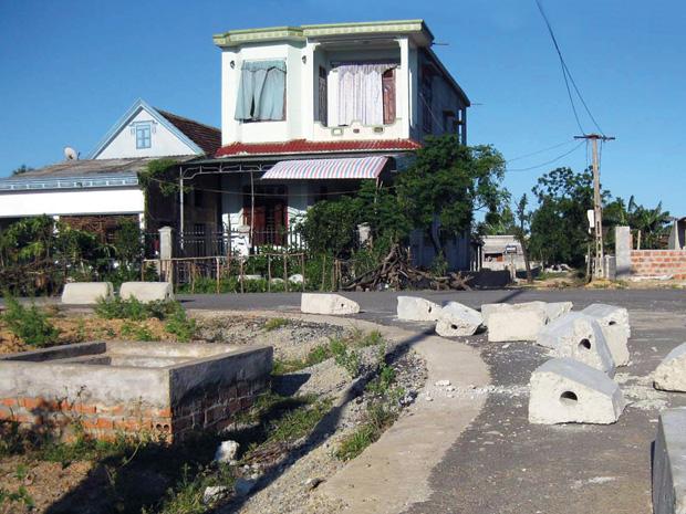 Hà Tĩnh: khắc khoải sống ở các khu tái định cư