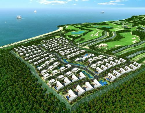 Bình Thuận: Phê duyệt quy hoạch chi tiết dự án Royal Hill