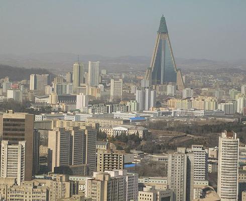 Triều Tiên sắp mở cửa khách sạn khổng lồ
