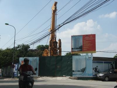Cải tạo chung cư B6 Giảng Võ-Hà Nội: Khởi điểm 13, xin lên 28 tầng
