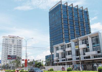 Khánh thành Becamex Tower và khai trương Trung tâm Thương mại Becamex