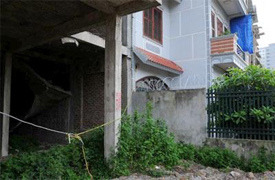 Bỏ tiền tỷ mua nhà thiếu cơ sở hạ tầng trầm trọng