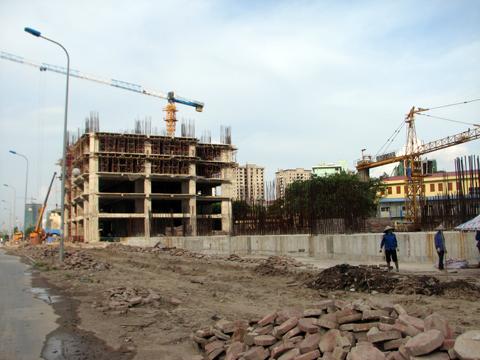 Thanh tra việc sử dụng đất tại một số dự án nhà ở