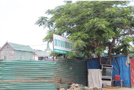 """Điều chỉnh công năng Dự án khu thương mại tại Vinh: Tiểu thương """"đứng đường"""""""