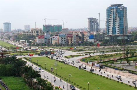 """Q. Long Biên: """"Khát"""" vốn đầu tư phát triển hạ tầng đô thị"""