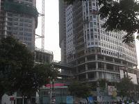 Chuyện kỳ khôi tại dự án Indochina Plaza