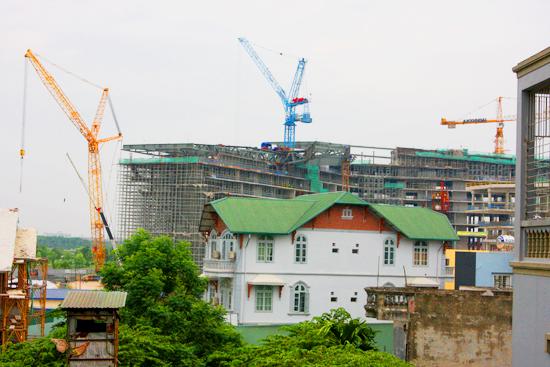 Thị trường BĐS Việt Nam đang khan hiếm nguồn vốn