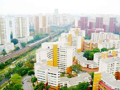 Kinh nghiệm phát triển nhà ở Singapore