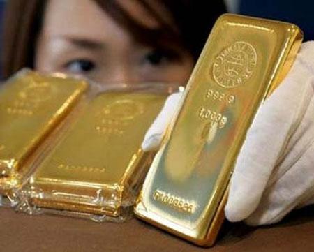 Sáng nay, giá vàng tăng 300.000 đồng/lượng