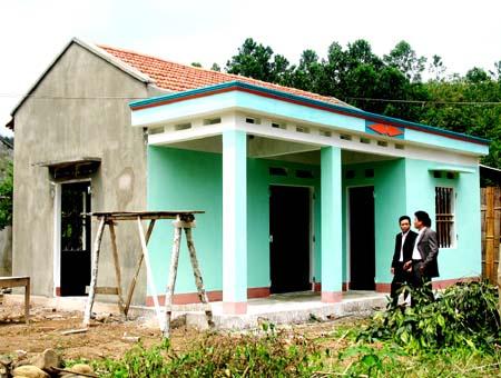 Hơn 78% hộ nghèo cả nước được hỗ trợ nhà ở