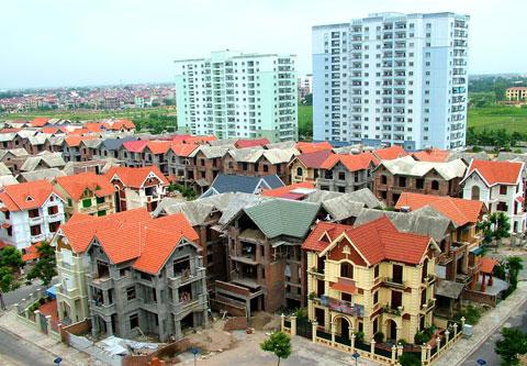 Sau sóng vàng, đến sóng bất động sản ?