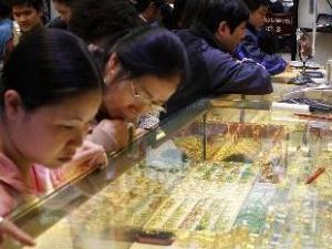Vàng trong nước giảm gần 1 triệu đồng mỗi lượng