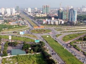 Năm 2012, triển khai tiếp dự án đường vành đai 3