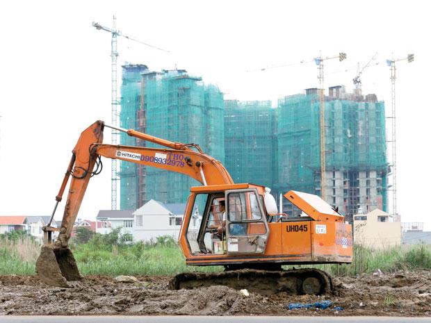 Đầu tư căn hộ cao cấp: muốn cắt lỗ cũng khó