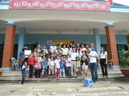 Colliers International: Thực hiện ngày hoạt động vì cộng đồng tại Châu Á