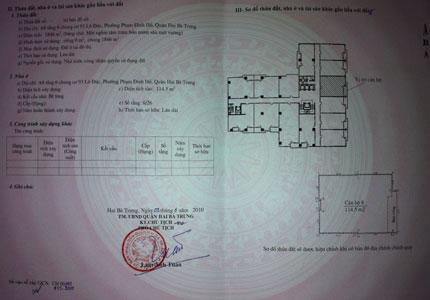 Dân chung cư 93 Lò Đúc khởi kiện Cty Khách sạn Kinh Đô?