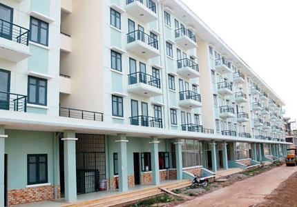 Nhà ở xã hội giá siêu rẻ: 130 triệu đồng/căn
