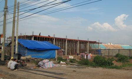 Dự án Công viên TDTT Bình Phước thu hồi đất theo quy trình ngược?