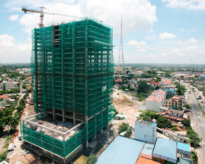 Các dự án bất động sản phía Nam: Dồn dập bung hàng