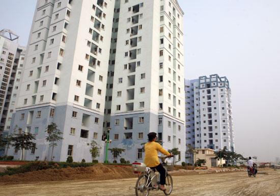 Chuẩn thiết kế nhà thu nhập thấp