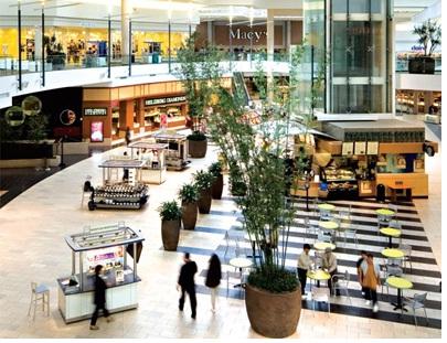 Thị trường mặt bằng bán lẻ đối mặt áp lực giảm giá