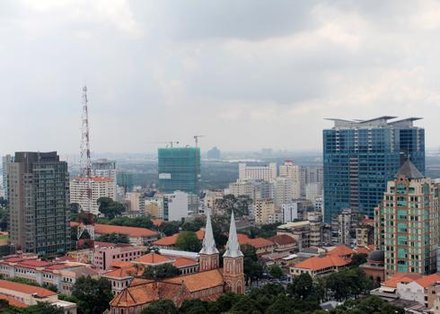 Nhà phố nội thành TP HCM giảm giá 10%