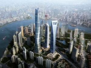 Làng giàu nhất Trung Quốc xây tòa nhà chọc trời