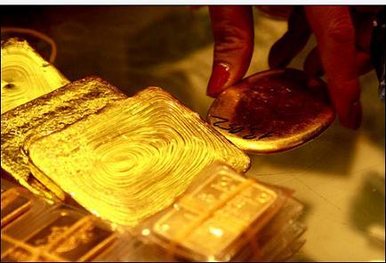 Giá vàng thế giới mất mốc 1.800 USD