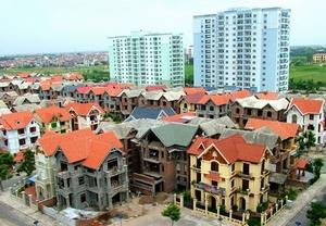 Giá đất dự án tại Hà Nội đã giảm gần 40%
