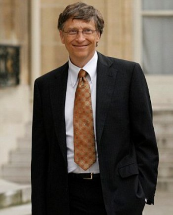 Bill Gates thuê biệt thự 12,5 tỷ một tháng