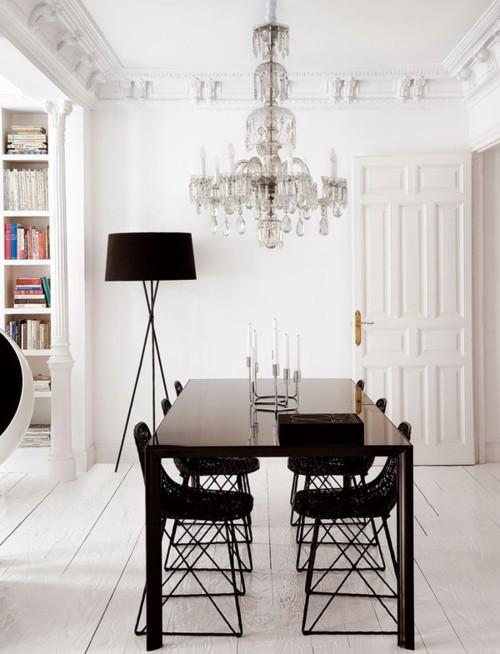 Ý tưởng trang trí đèn và trần nhà sang trọng