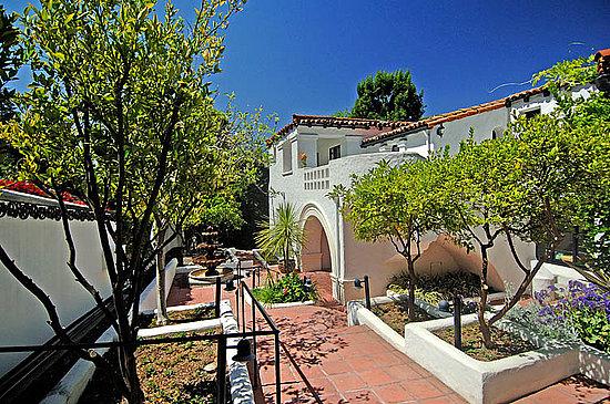 Top 20 nhà của sao Hollywood có sân vườn đẹp nhất