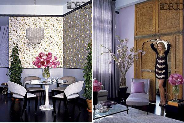 Chiêm ngưỡng căn hộ lãng mạn của siêu mẫu Jessica Stam