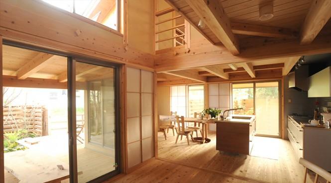 Những căn bếp kiểu Nhật