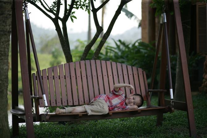 Sáng tạo những góc ngoài trời cho nhà vườn