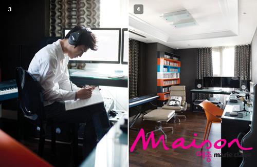 Ngắm căn hộ xa xỉ của Jae Joong