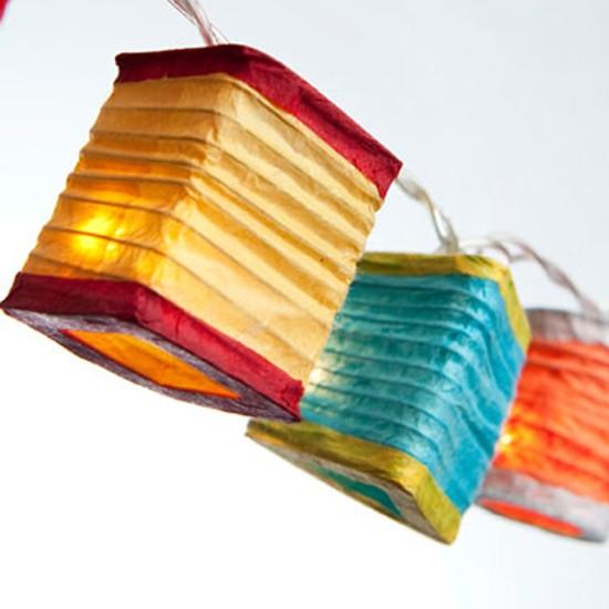 Đèn Trang Trí Cực Xinh Cho Căn Phòng Lấp Lánh