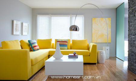 Xu hướng nội thất xuân hè 2012