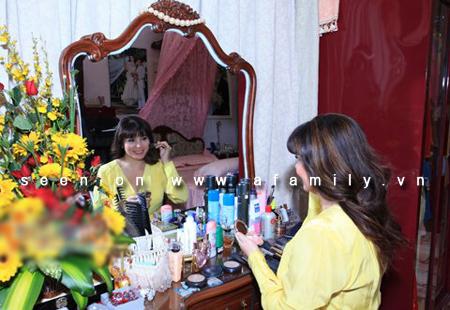 Ghé thăm biệt thự lộng lẫy của Hoa hậu quý bà Kim Hồng