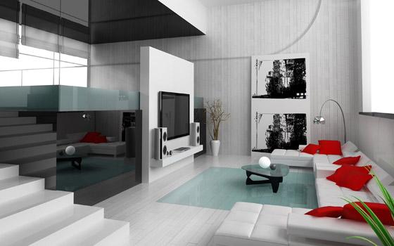 Xu hướng nội thất 2012